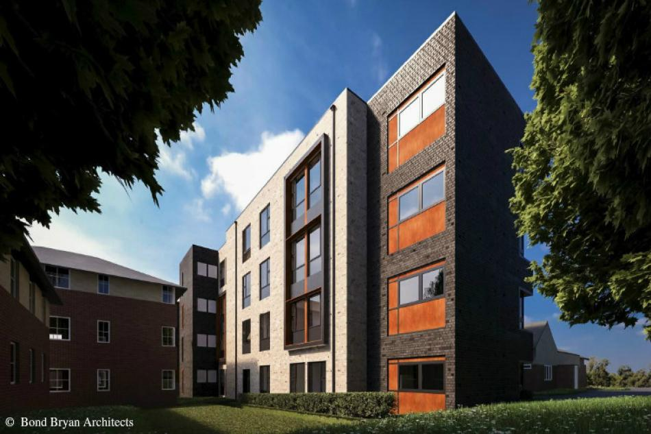 Hammond Student Accommodation, Chichester